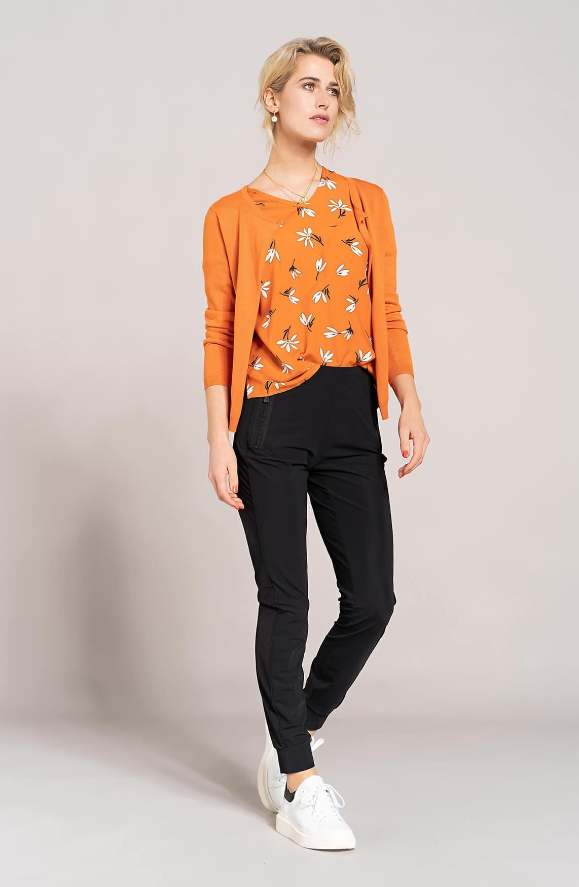 Dames Paradise orange