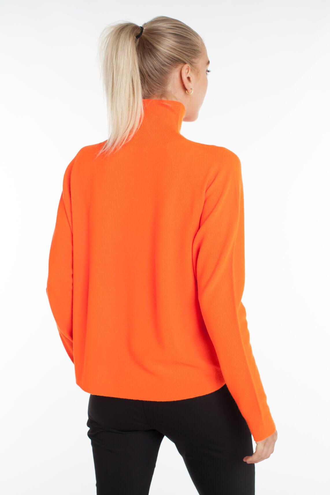 Drykorn Dames Lyza pullover Oranje