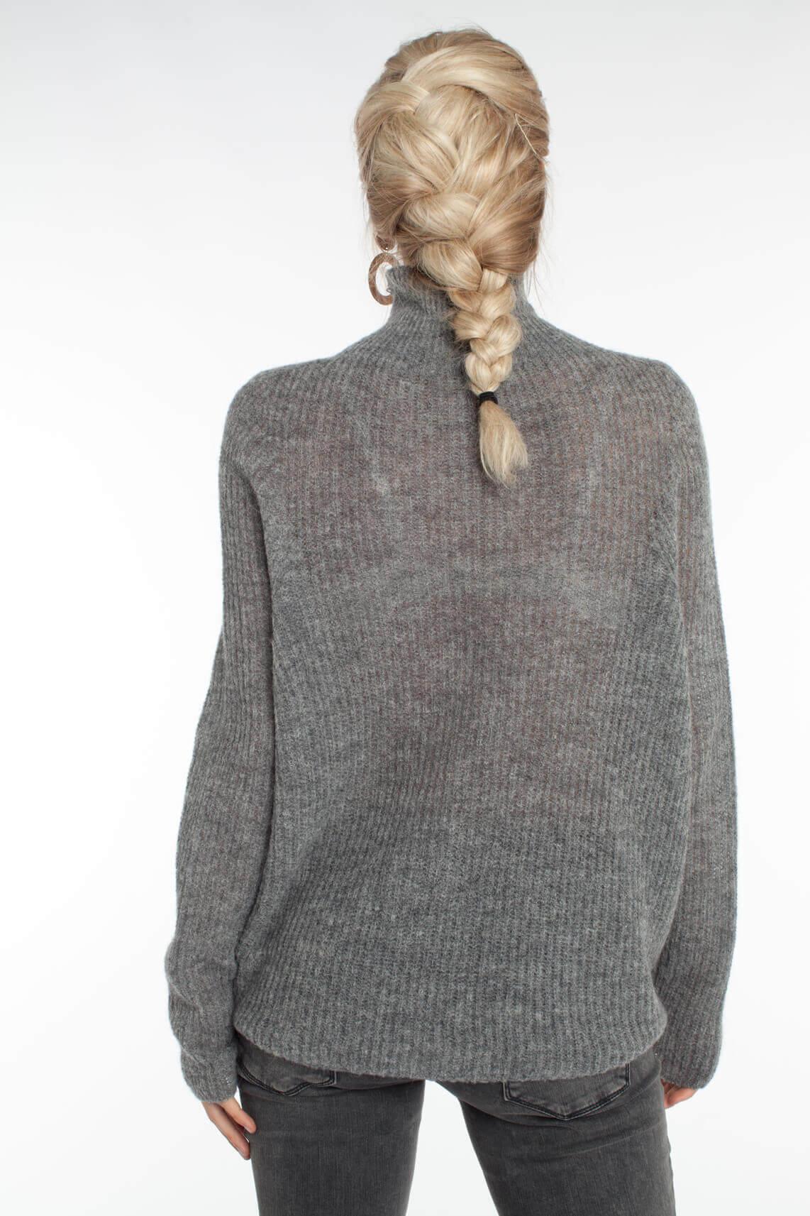 Drykorn Dames Lyza pullover Grijs