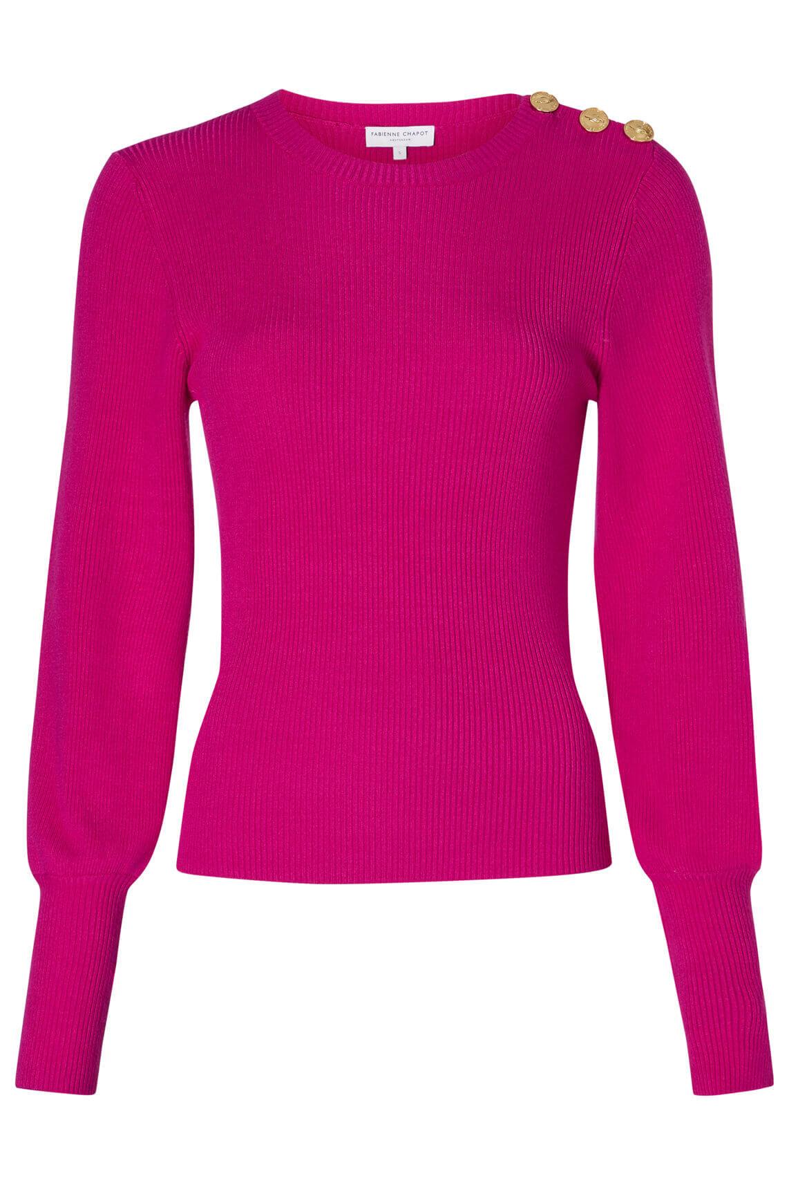 Fabienne Chapot Dames Lilian pullover roze