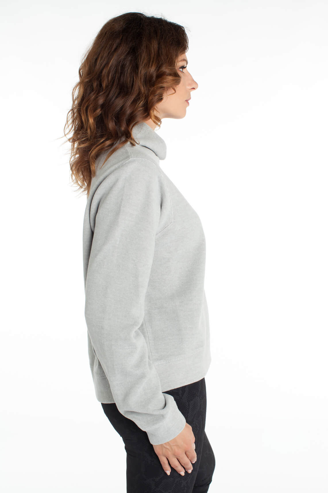 Drykorn Dames Ceyla pullover Grijs