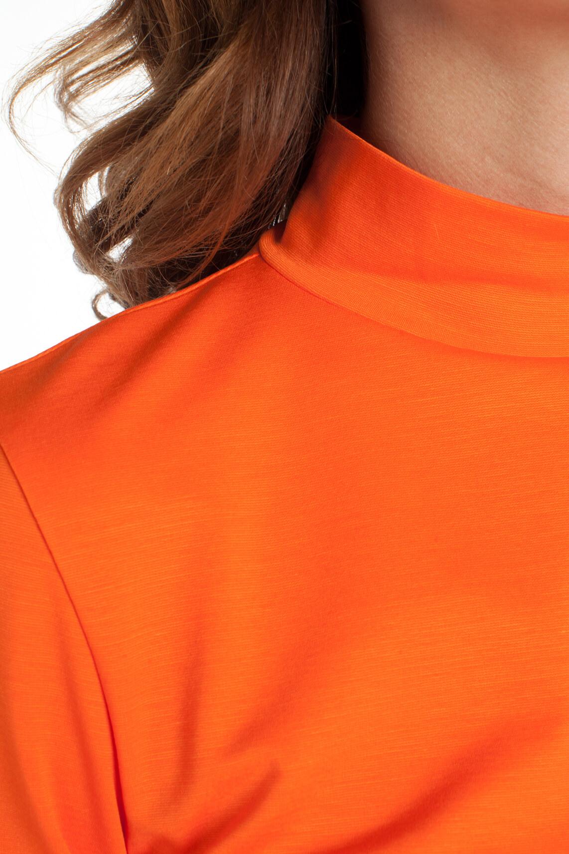 Drykorn Dames Klea stretch pullover Oranje