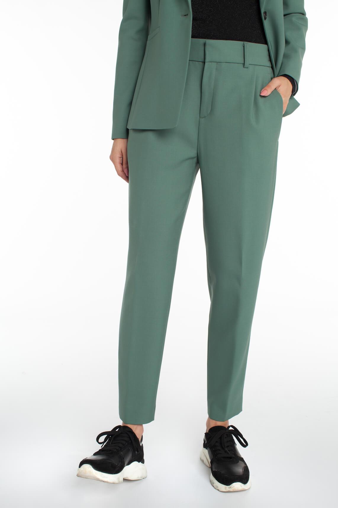 Drykorn Dames Find pantalon groen