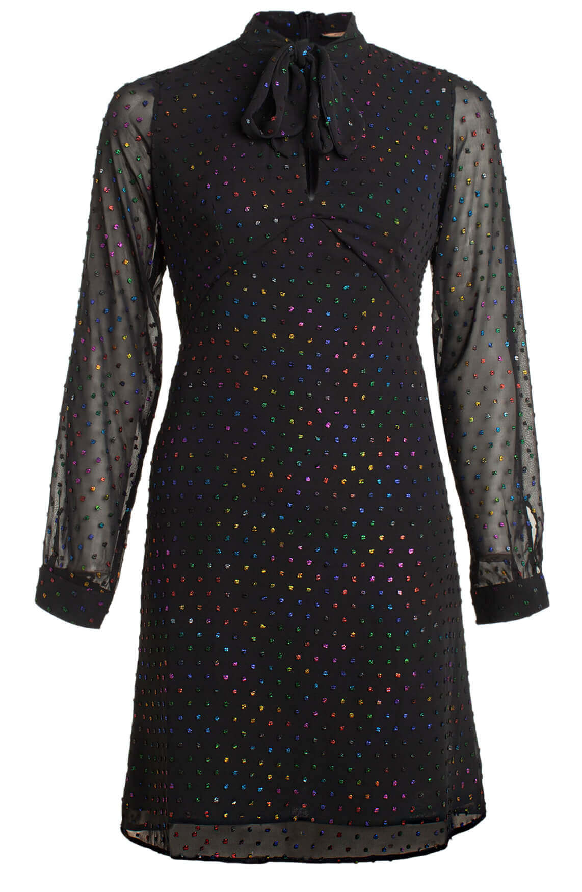 Kocca Dames Babylon jurk zwart