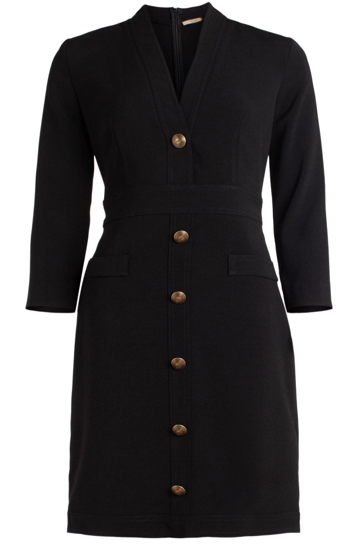 Kocca Dames Roudy jurk zwart