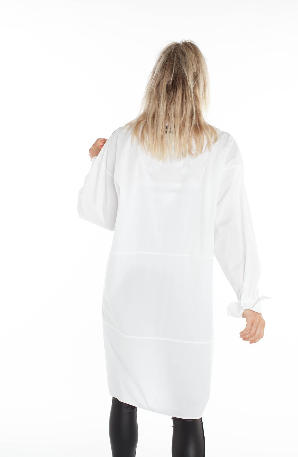 10 Days Dames Blouse tuniek wit