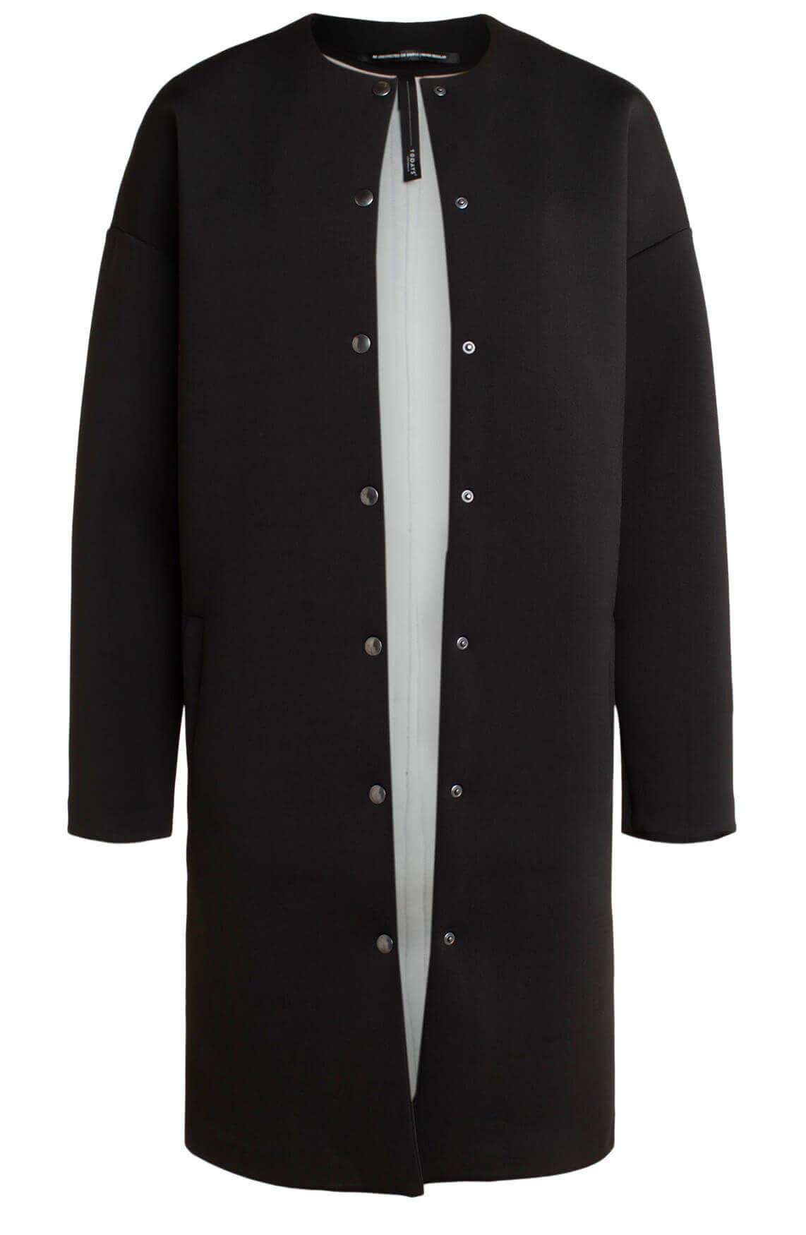 10 Days Dames Scuba jas zwart
