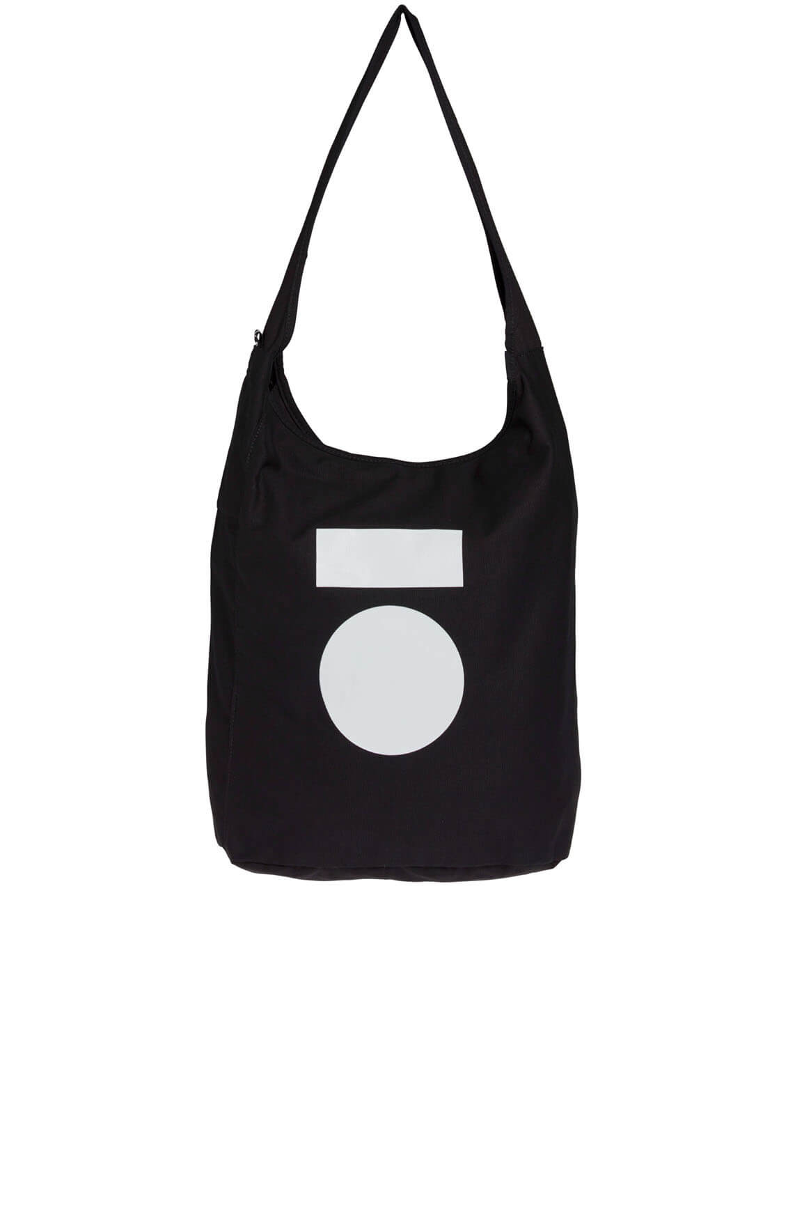 10 Days Dames Tote bag zwart
