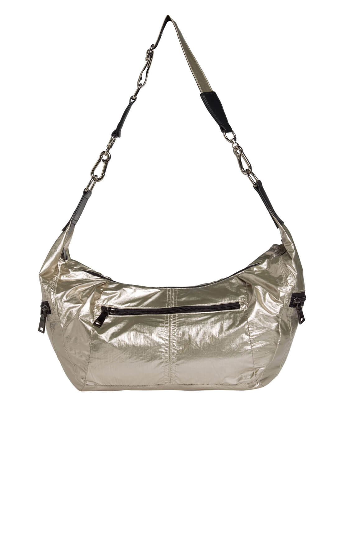 10 Days Dames Metallic tas goud