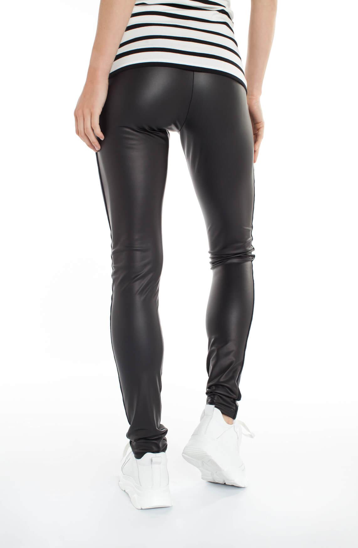 10 Days Dames Biker legging zwart
