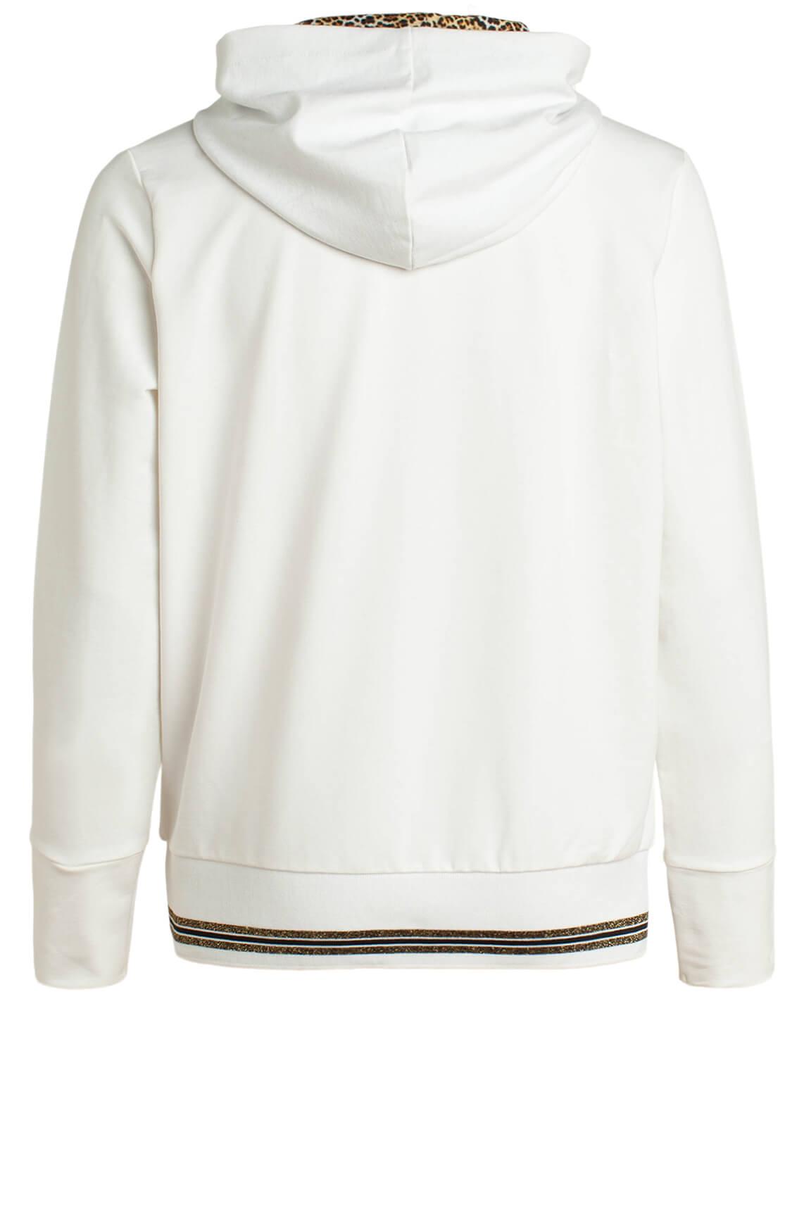 Anna Blue Dames Sweater