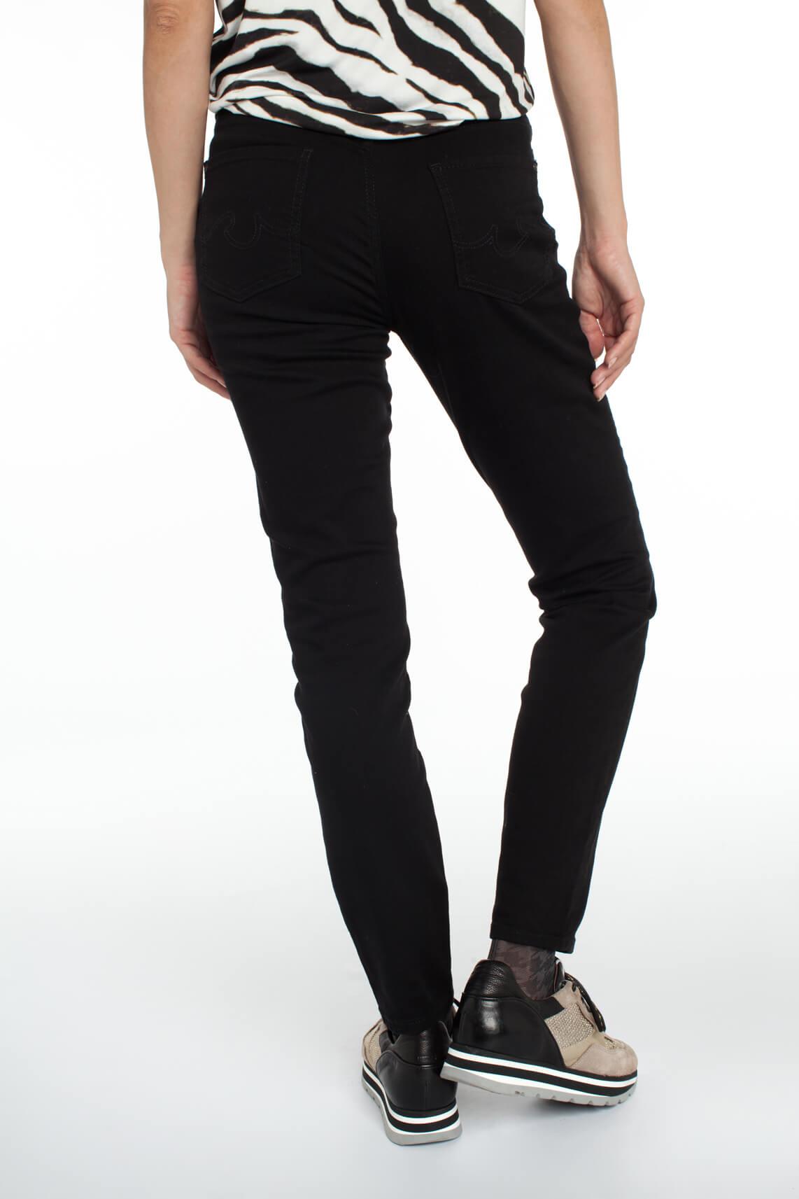Rosner Dames Audrey high waist jeans zwart zwart