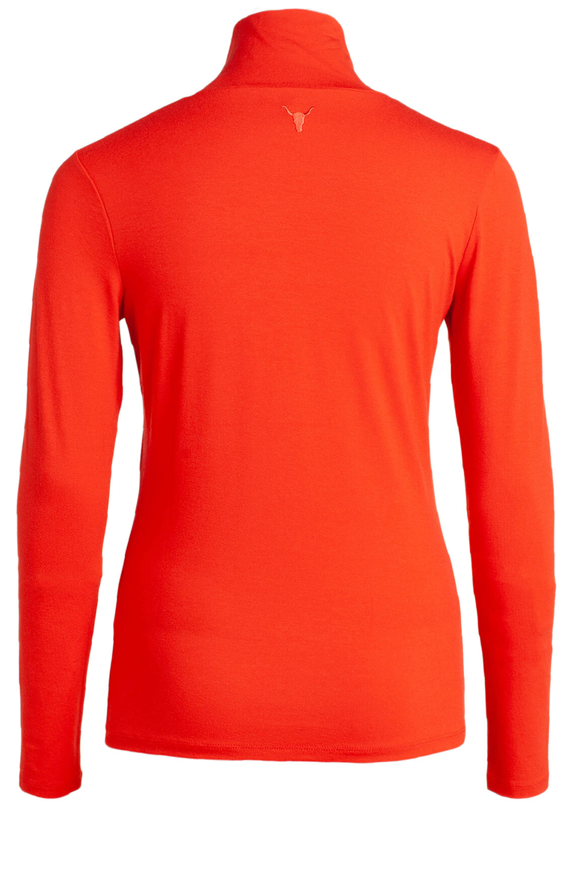 Alix The Label Dames Stretch pullover Rood