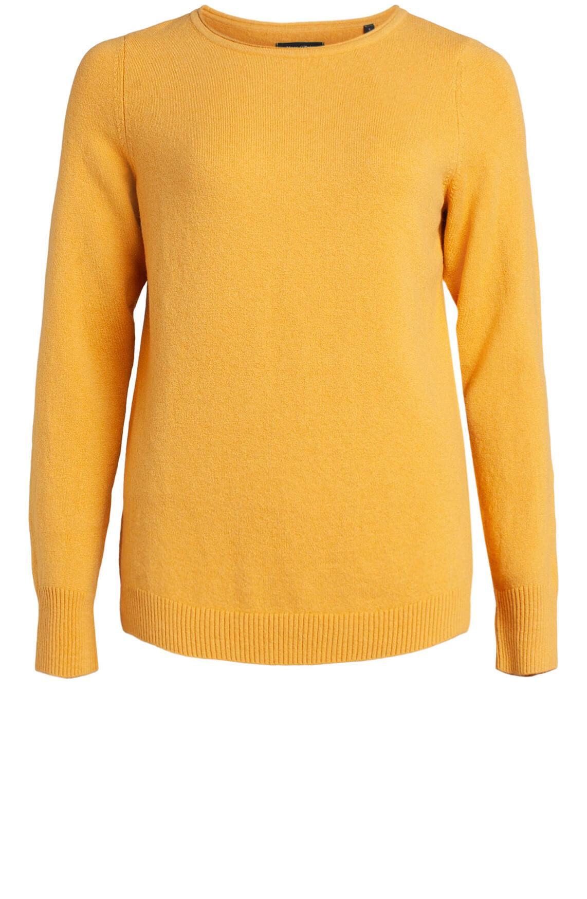 Marc O'Polo Dames Pullover geel