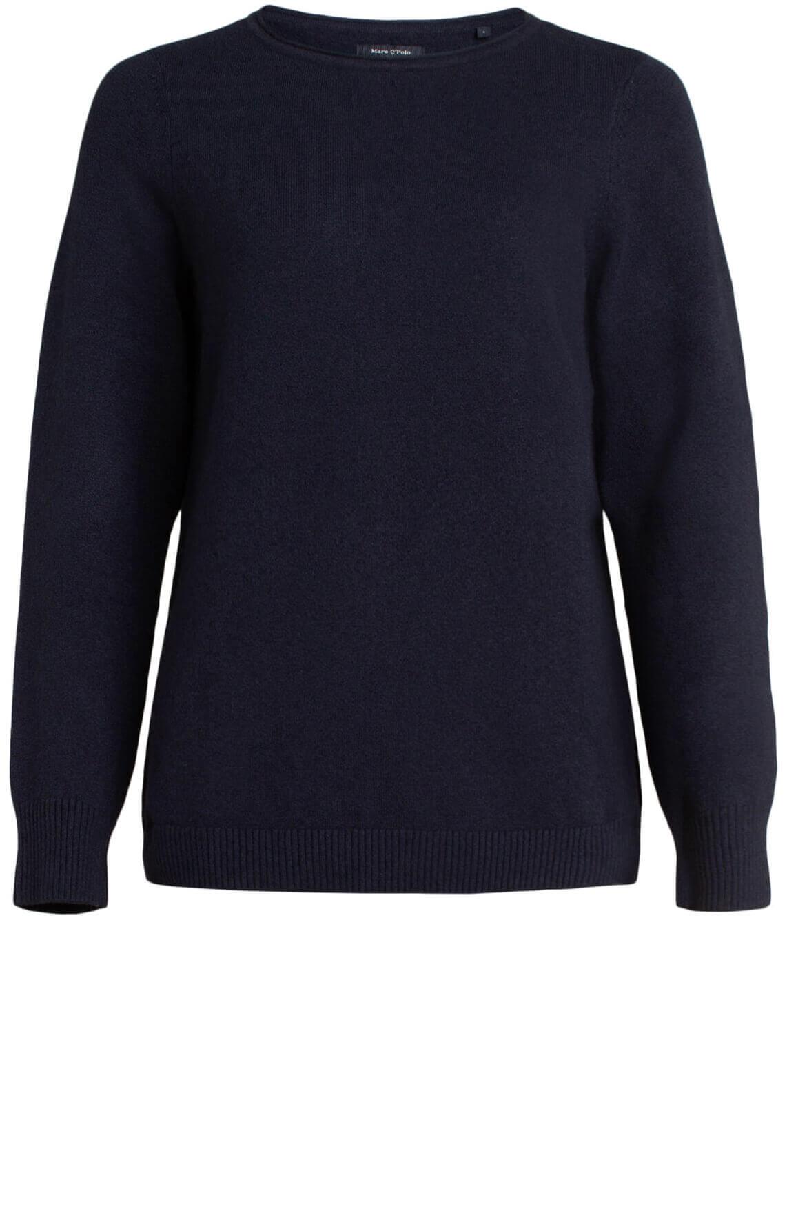 Marc O'Polo Dames Pullover Blauw