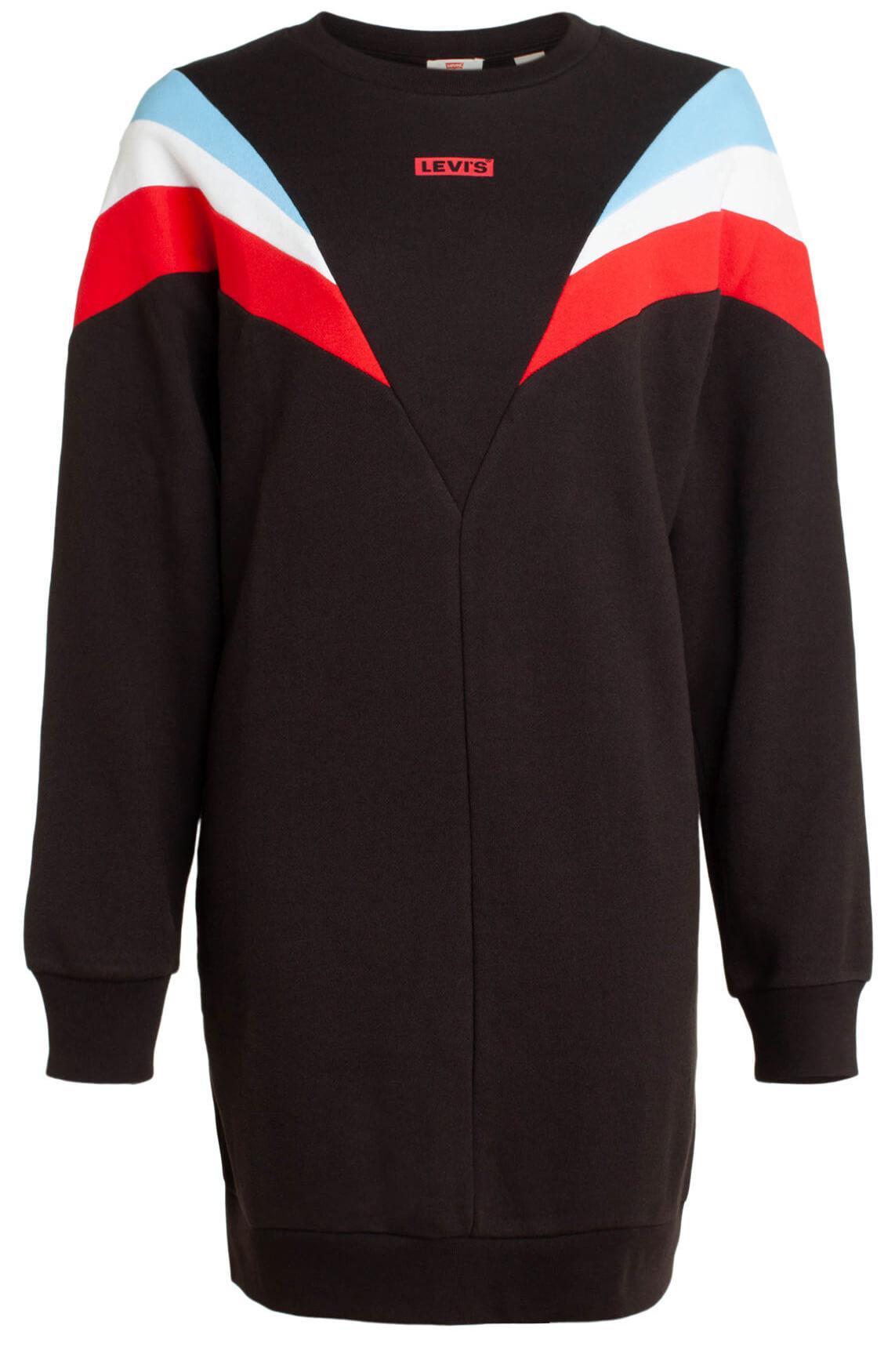 Levi s Dames Lange sweater zwart