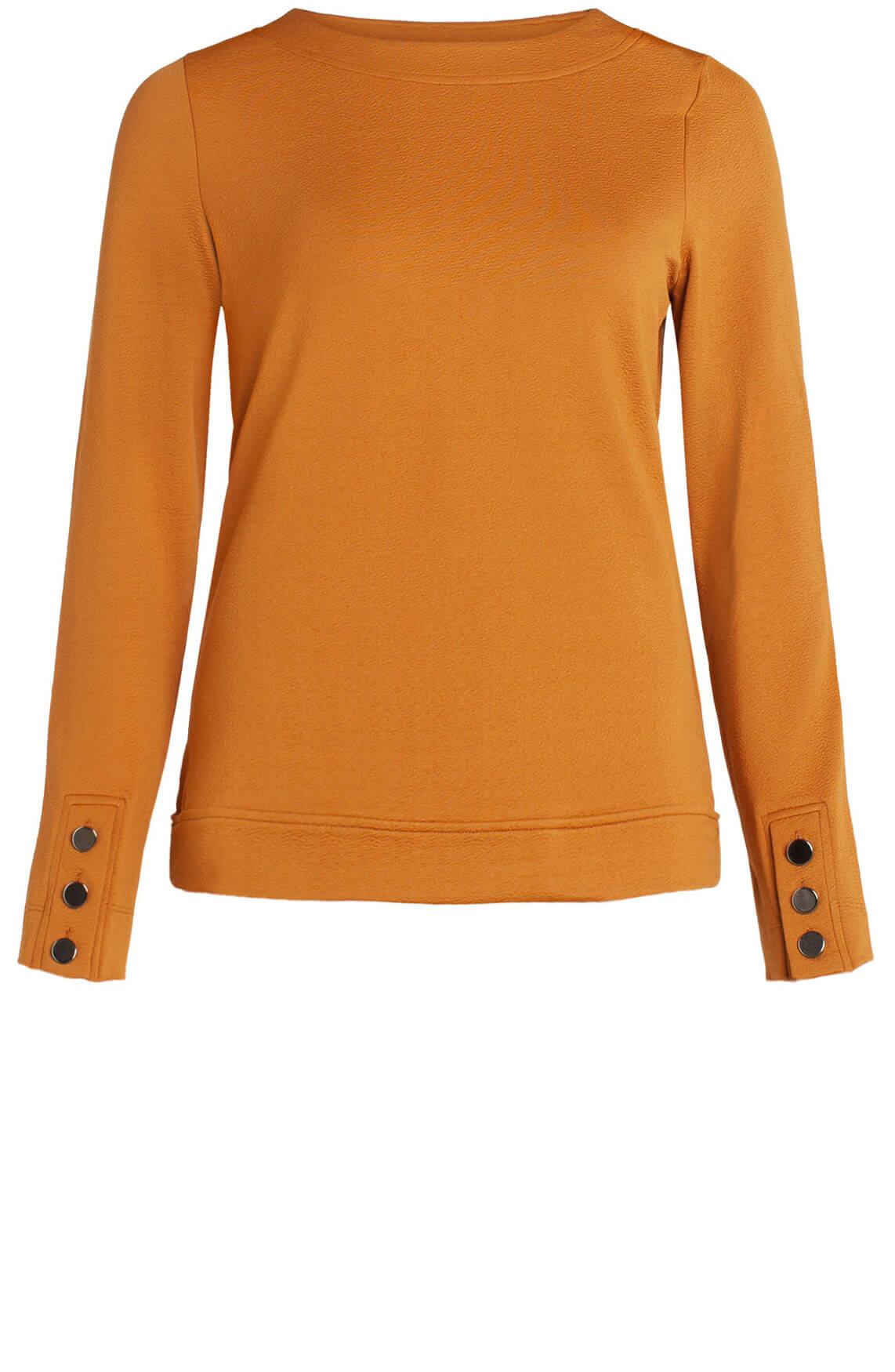 Anna Dames Sweater Oranje