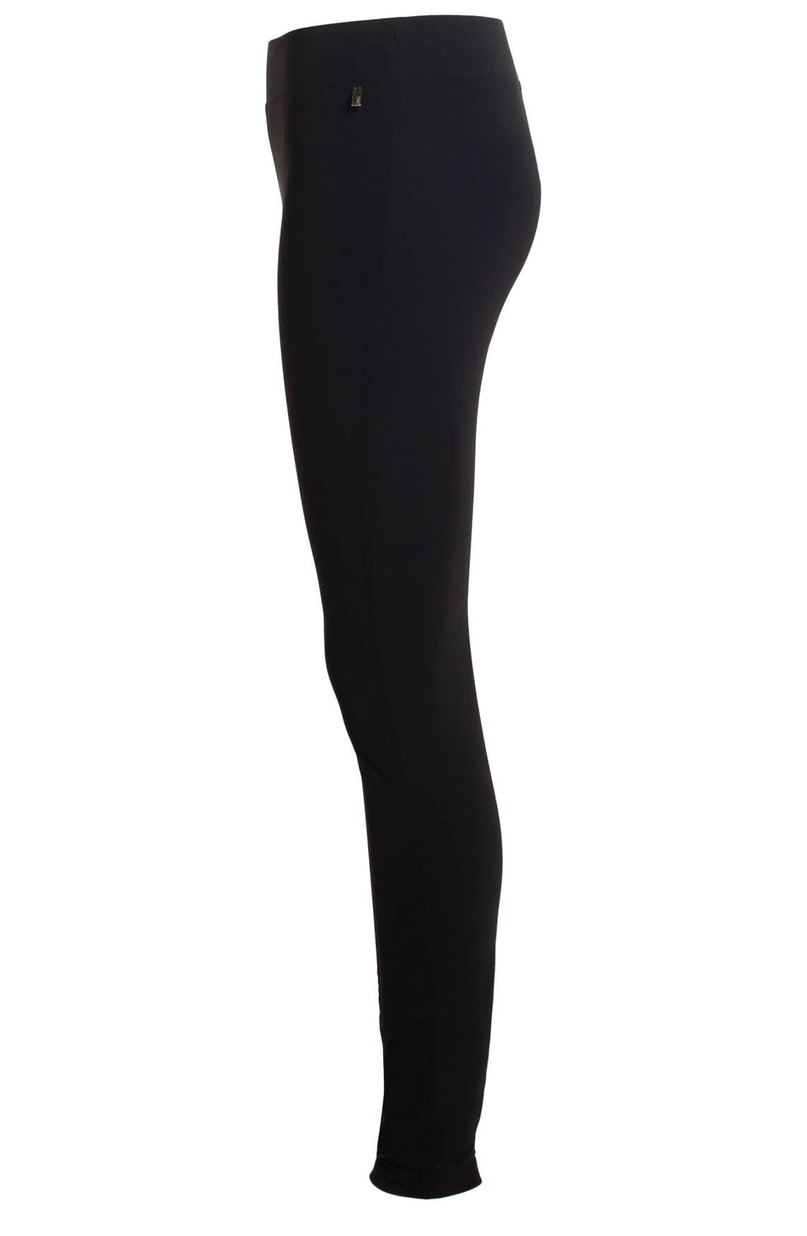 Anna Dames Jersey sensitive legging zwart