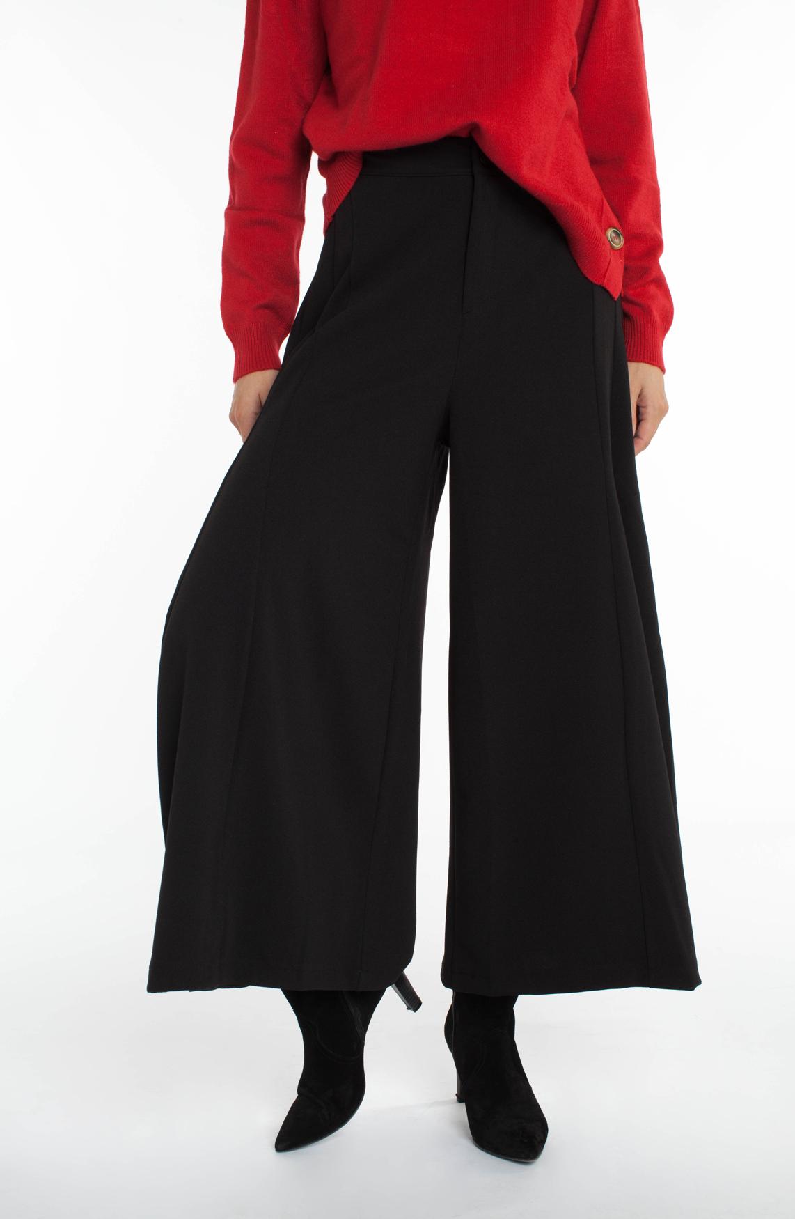La Fée Maraboutée Dames Culotte zwart