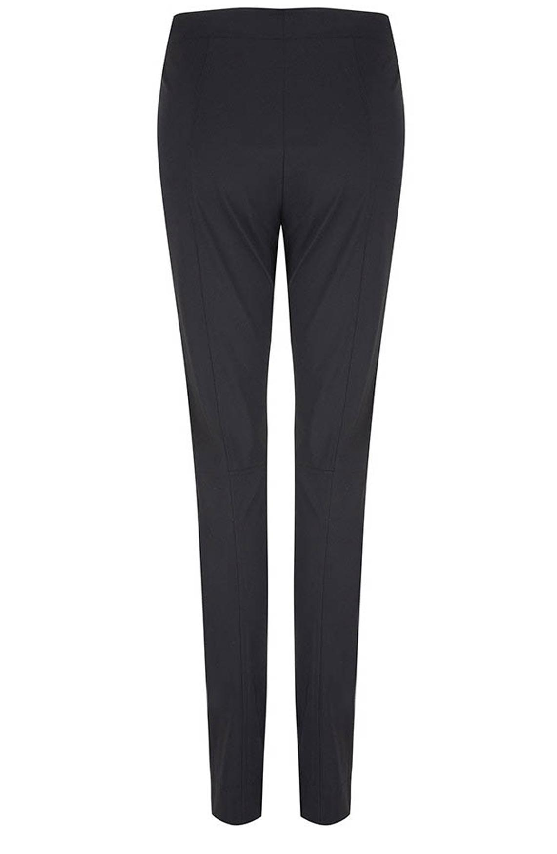 Jane Lushka Dames Jersey broek zwart