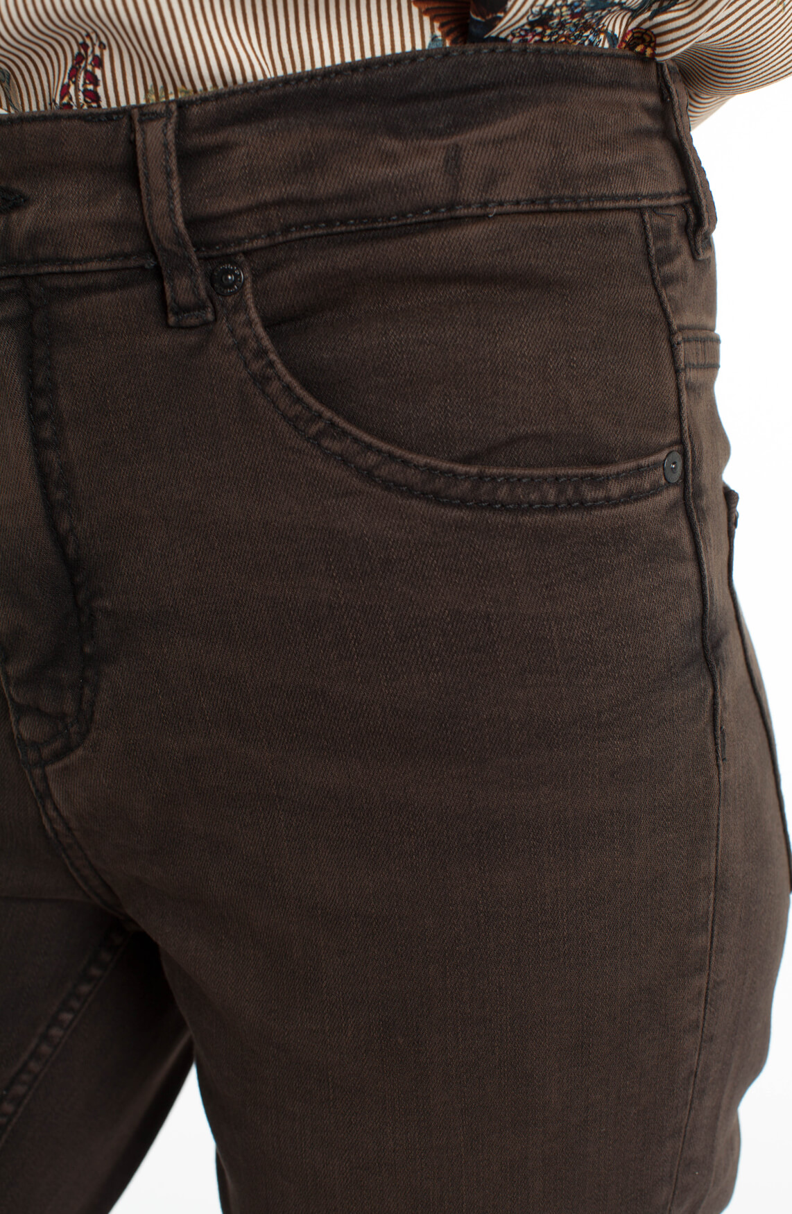 Rosner Dames Antonia skinny jeans Bruin