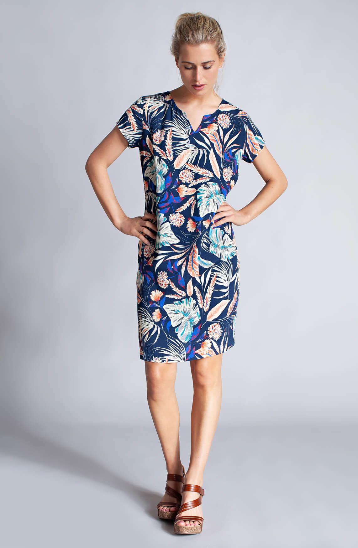Dames Paradise dress