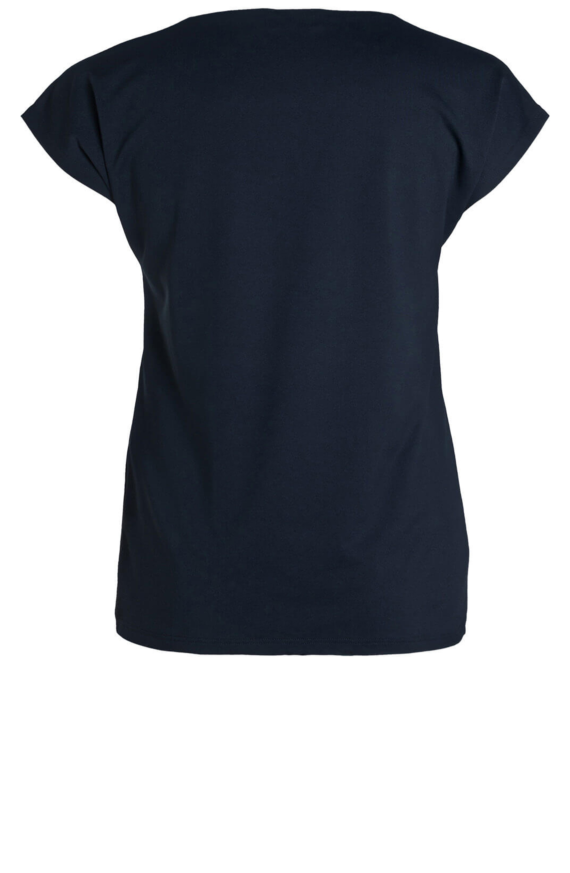 Anna Dames Seamless shirt Blauw