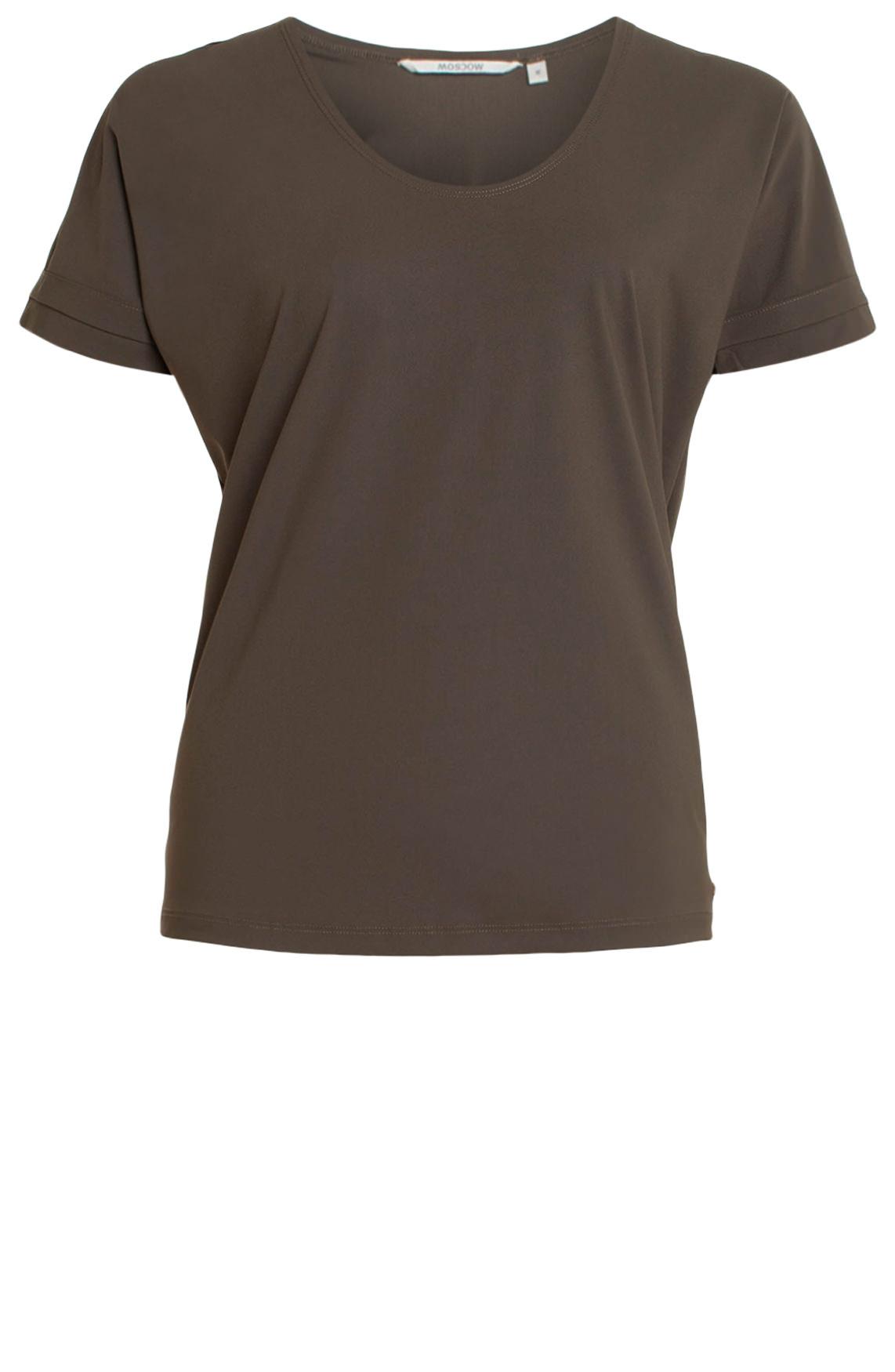 Moscow Dames Jersey shirt groen