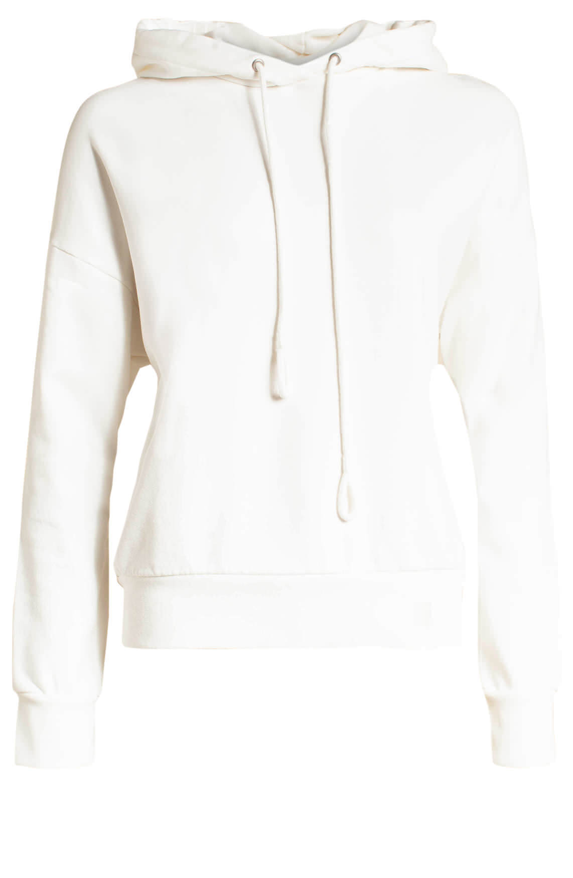 Closed Dames Hoodie wit