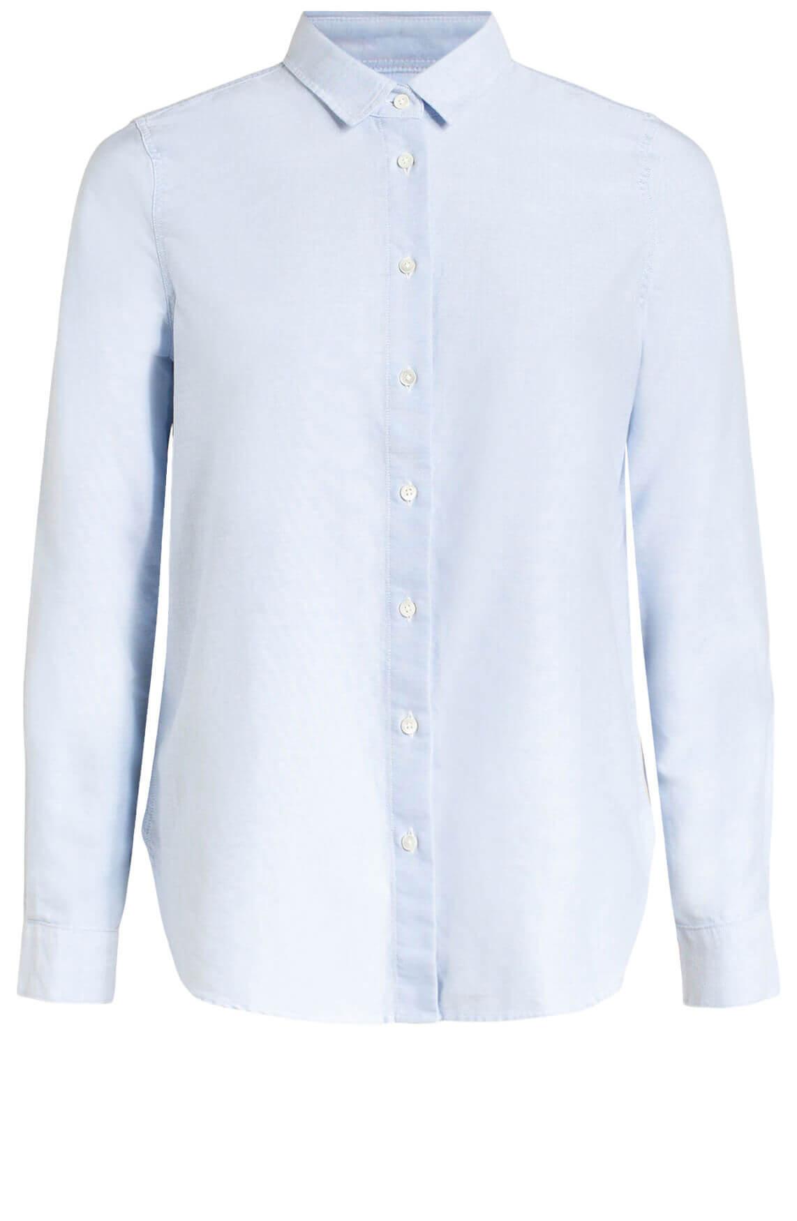 Closed Dames Shirt blouse Blauw