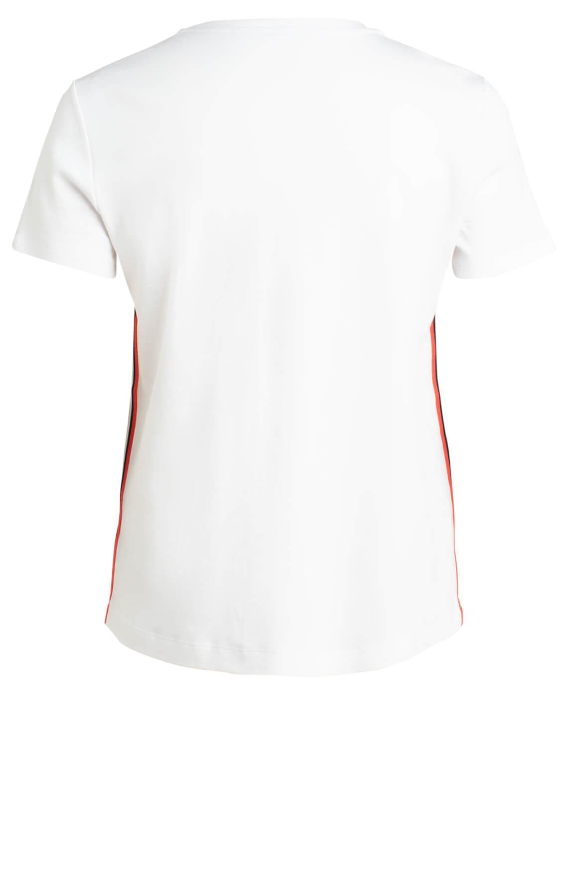 Marccain Dames Shirt met giraffe wit