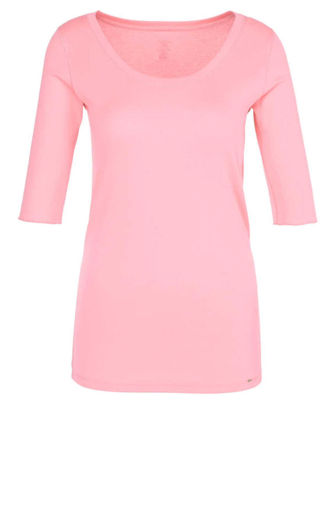 Marccain Dames Basic shirt roze