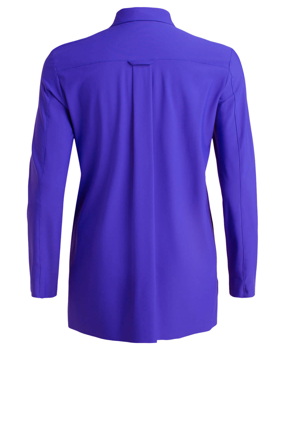 Marccain Dames Stretch blouse Blauw