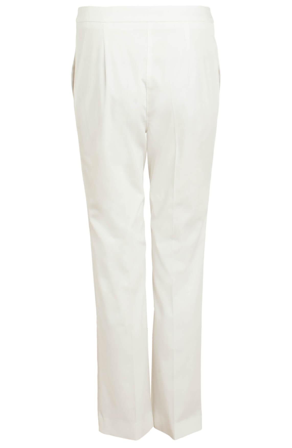 Marccain Dames 7/8 pantalon wit