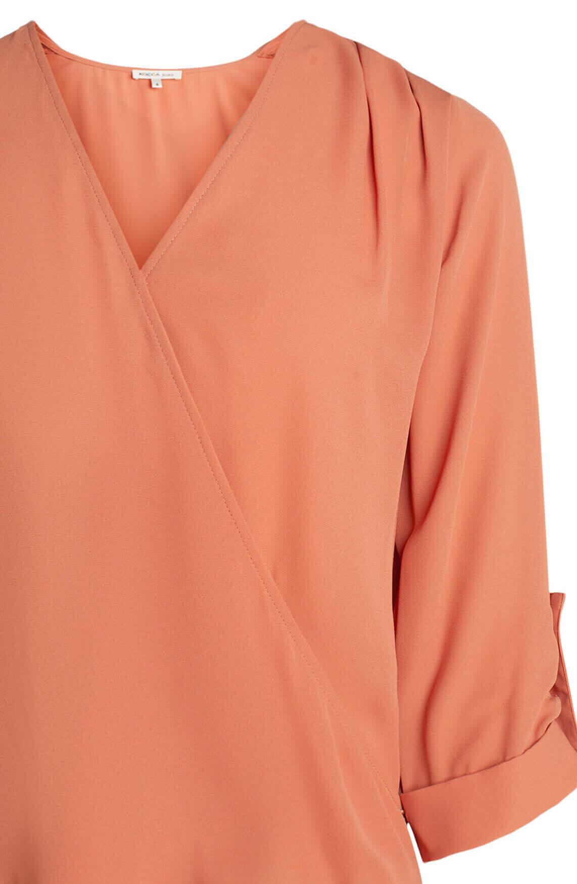 Kocca Dames Guase blouse roze