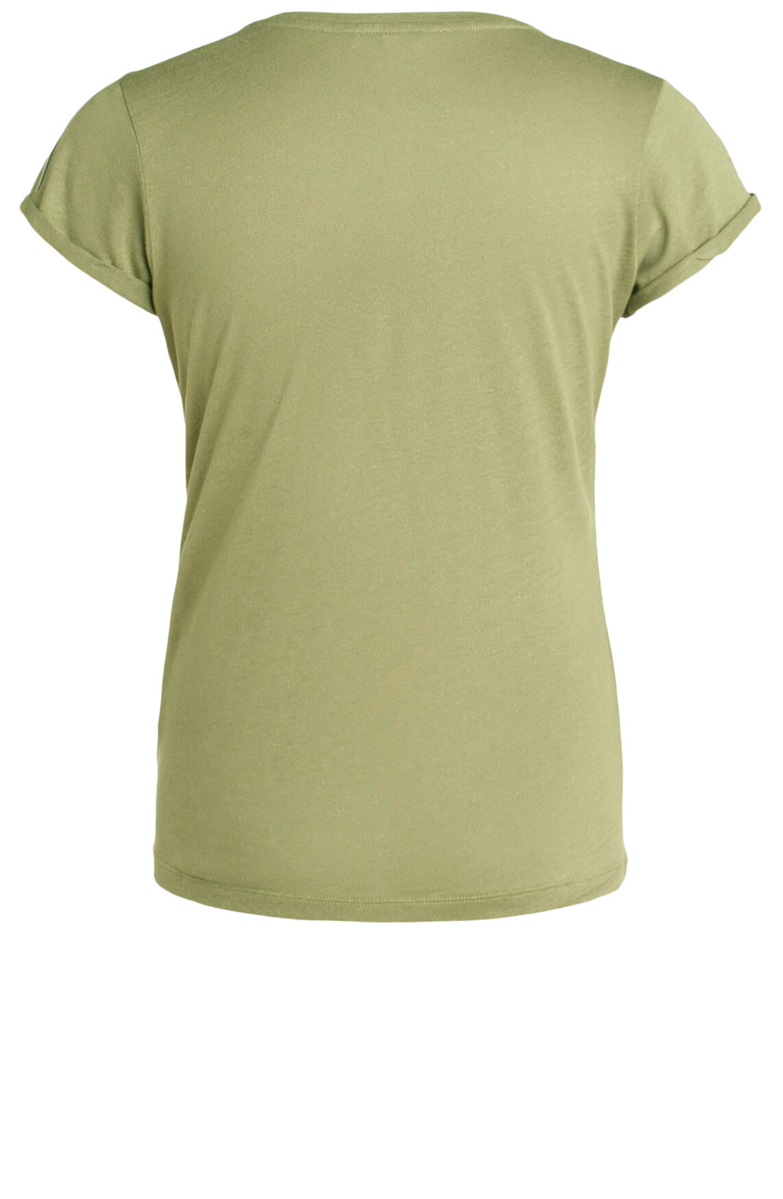 Kocca Dames Delisti shirt groen