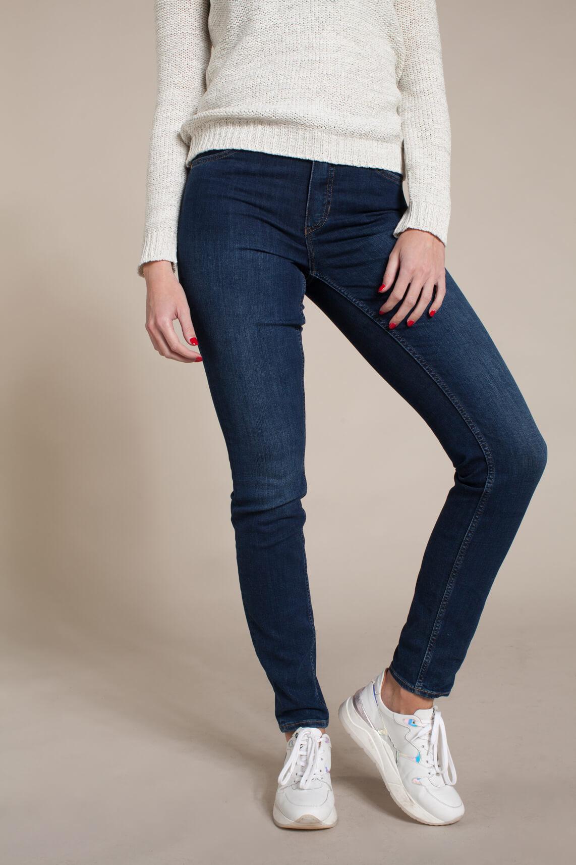 Rosner Dames Audrey high waist jeans L34 Blauw