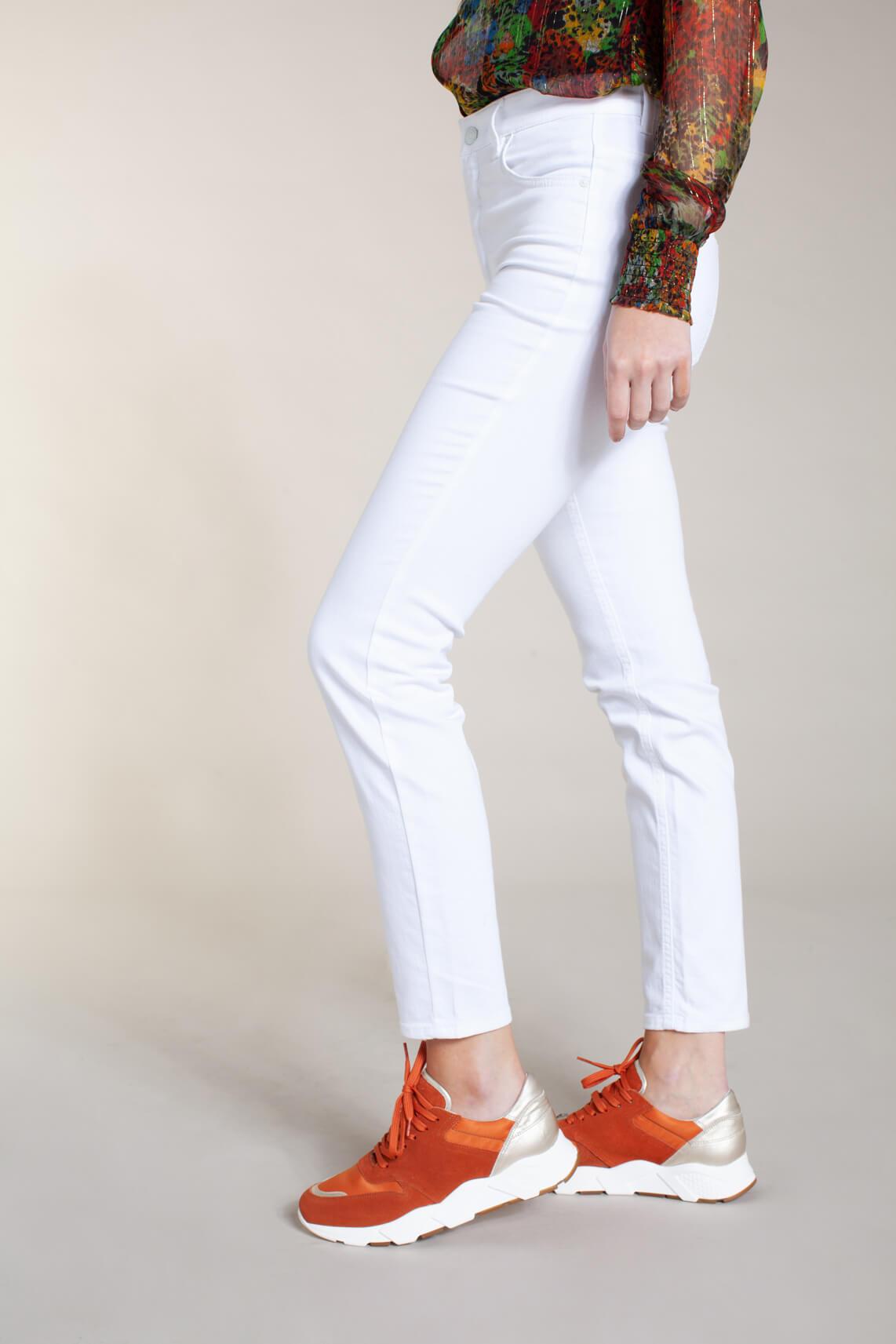 Rosner Dames L30 Audrey jeans wit