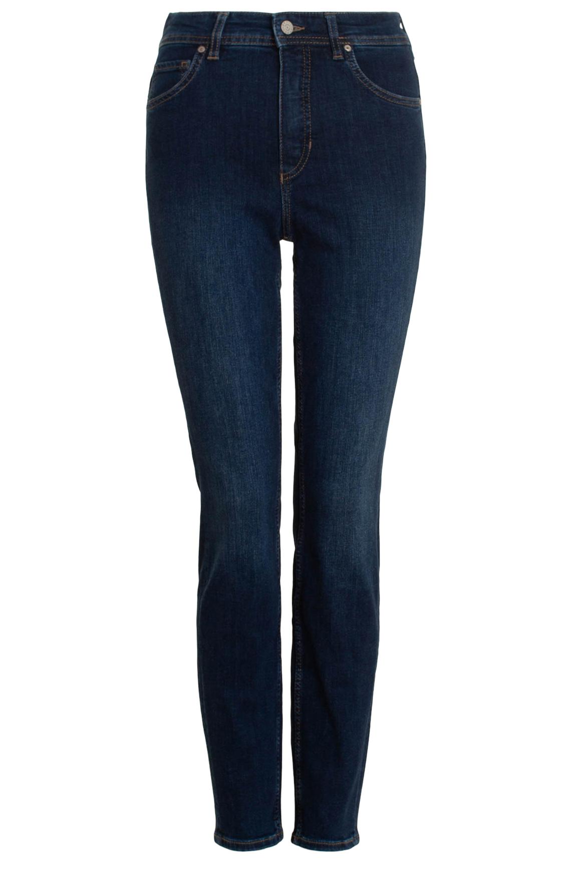 Rosner Dames Audrey high waist jeans L30 Blauw