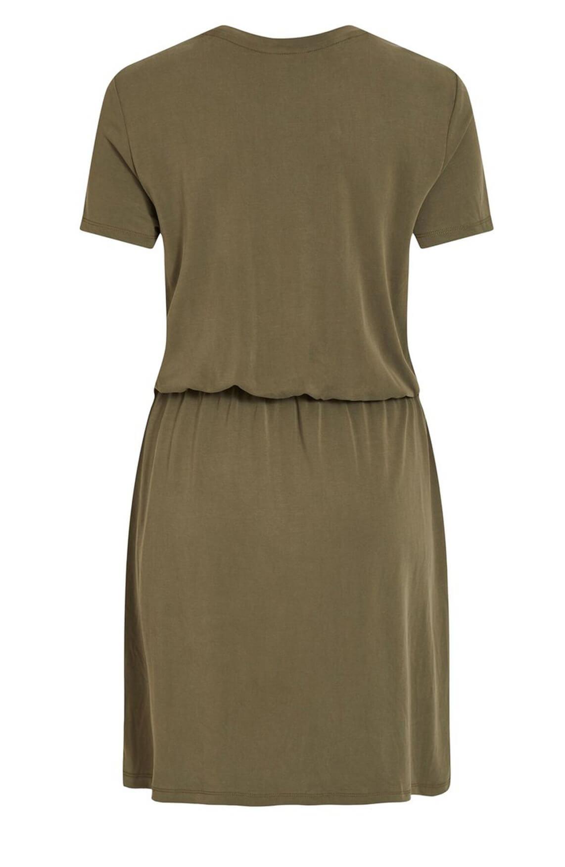 Object Dames Jannie jurk groen