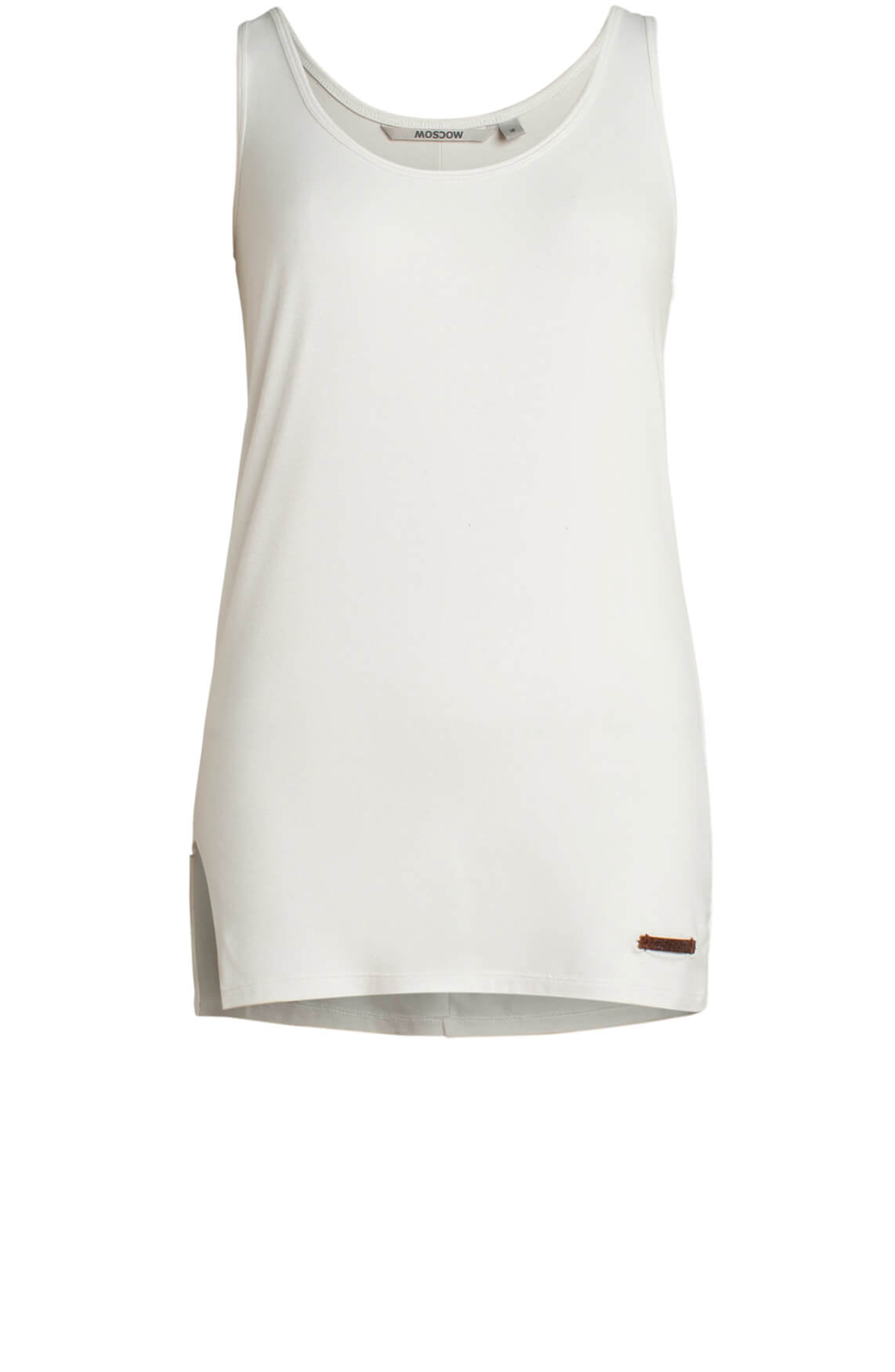 Moscow Dames Bamboo top wit