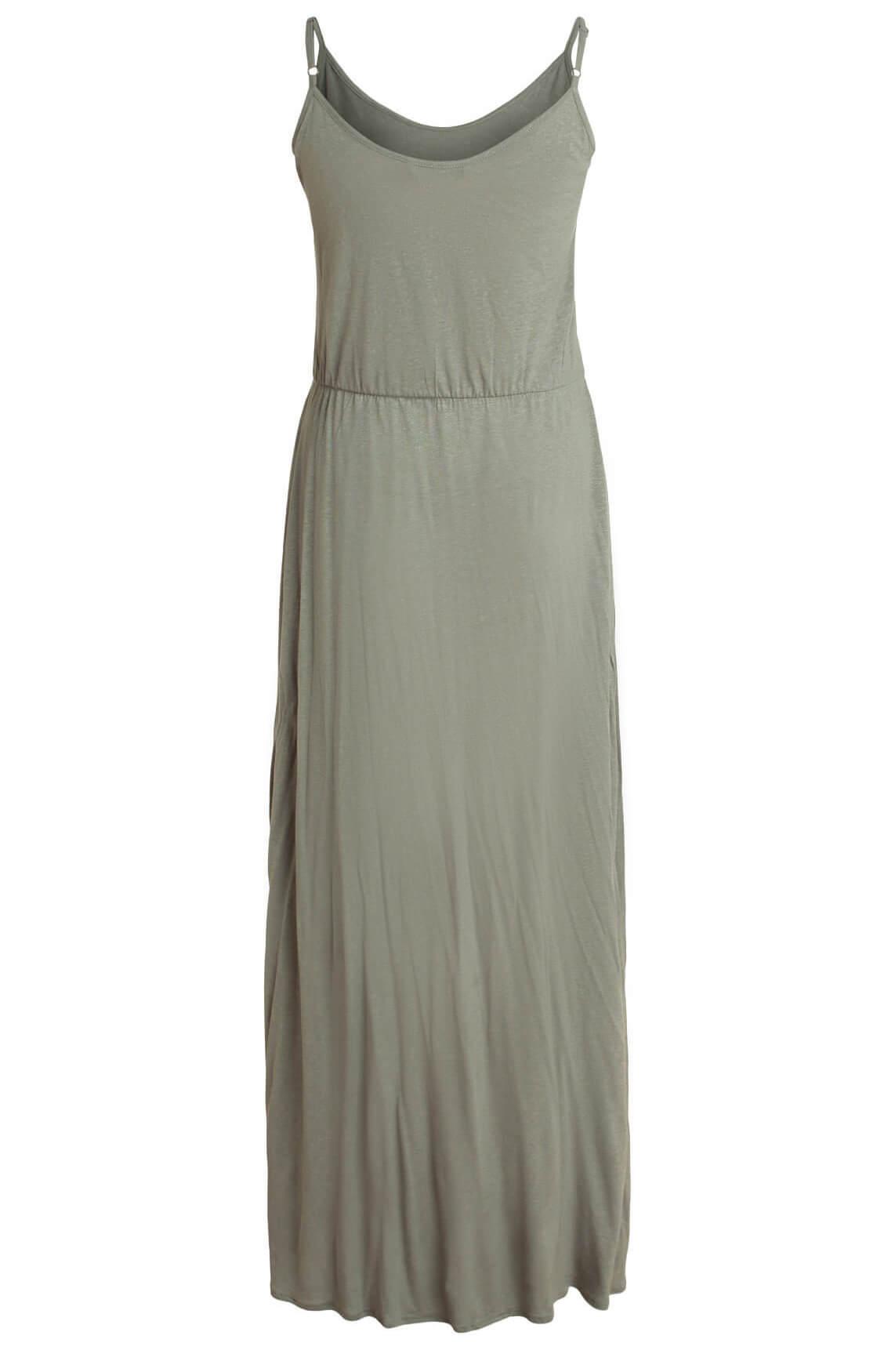 Moscow Dames Lange jurk groen