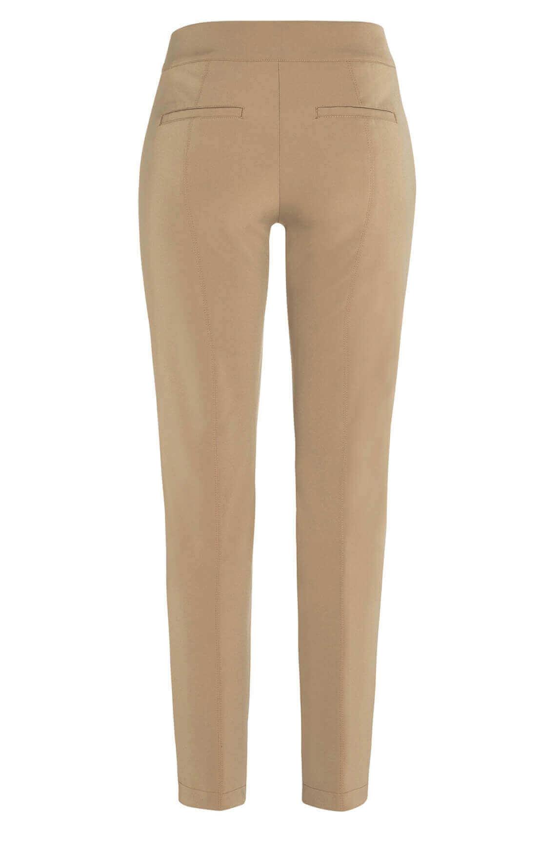 Cambio Dames Rubia pantalon Bruin