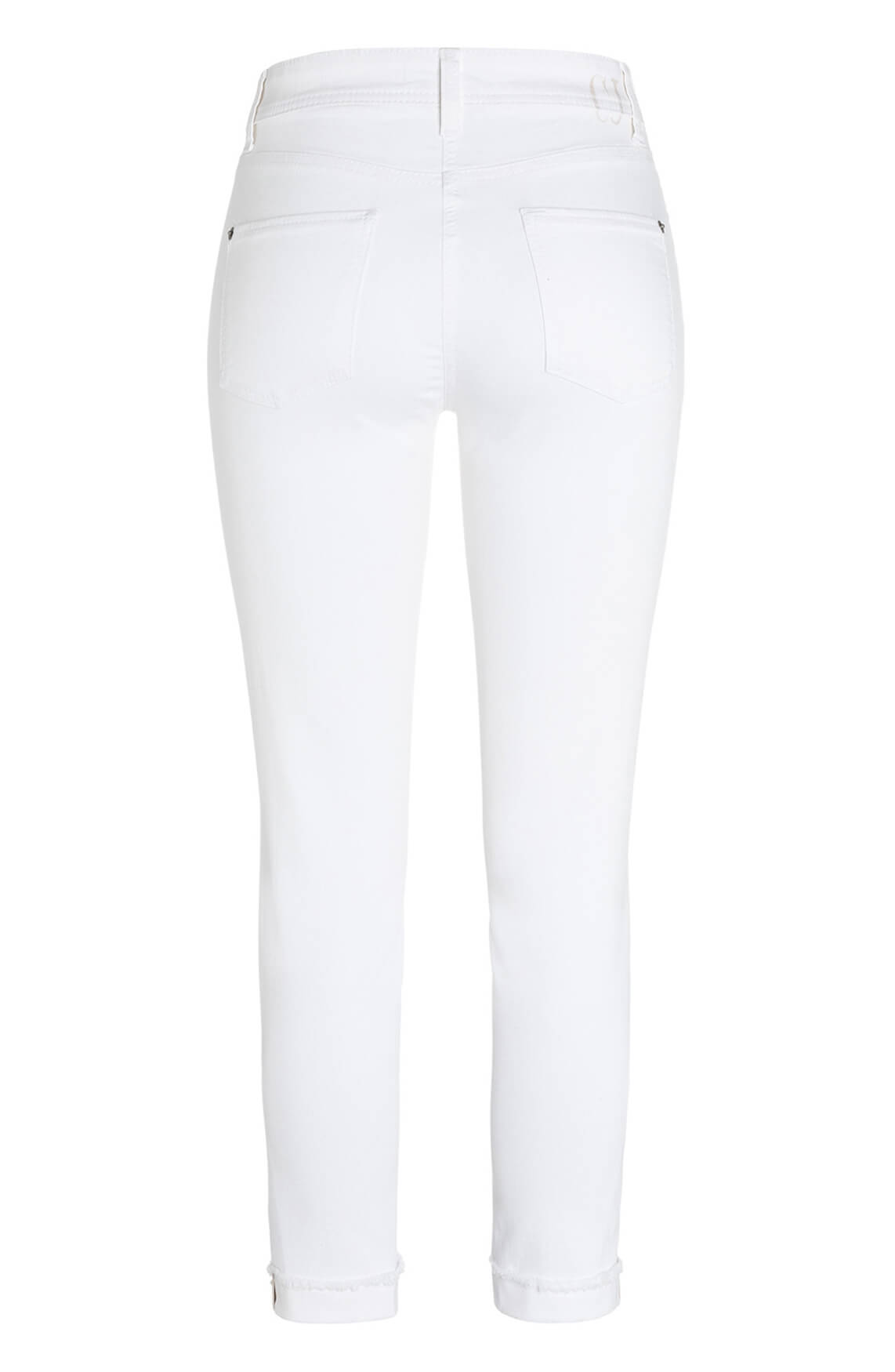 Cambio Dames Piper jeans wit