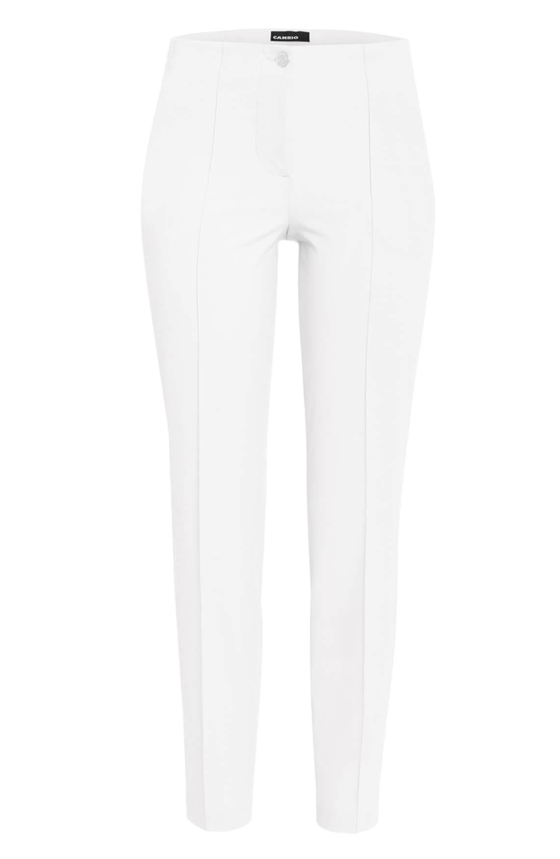 Cambio Dames Ros pantalon wit