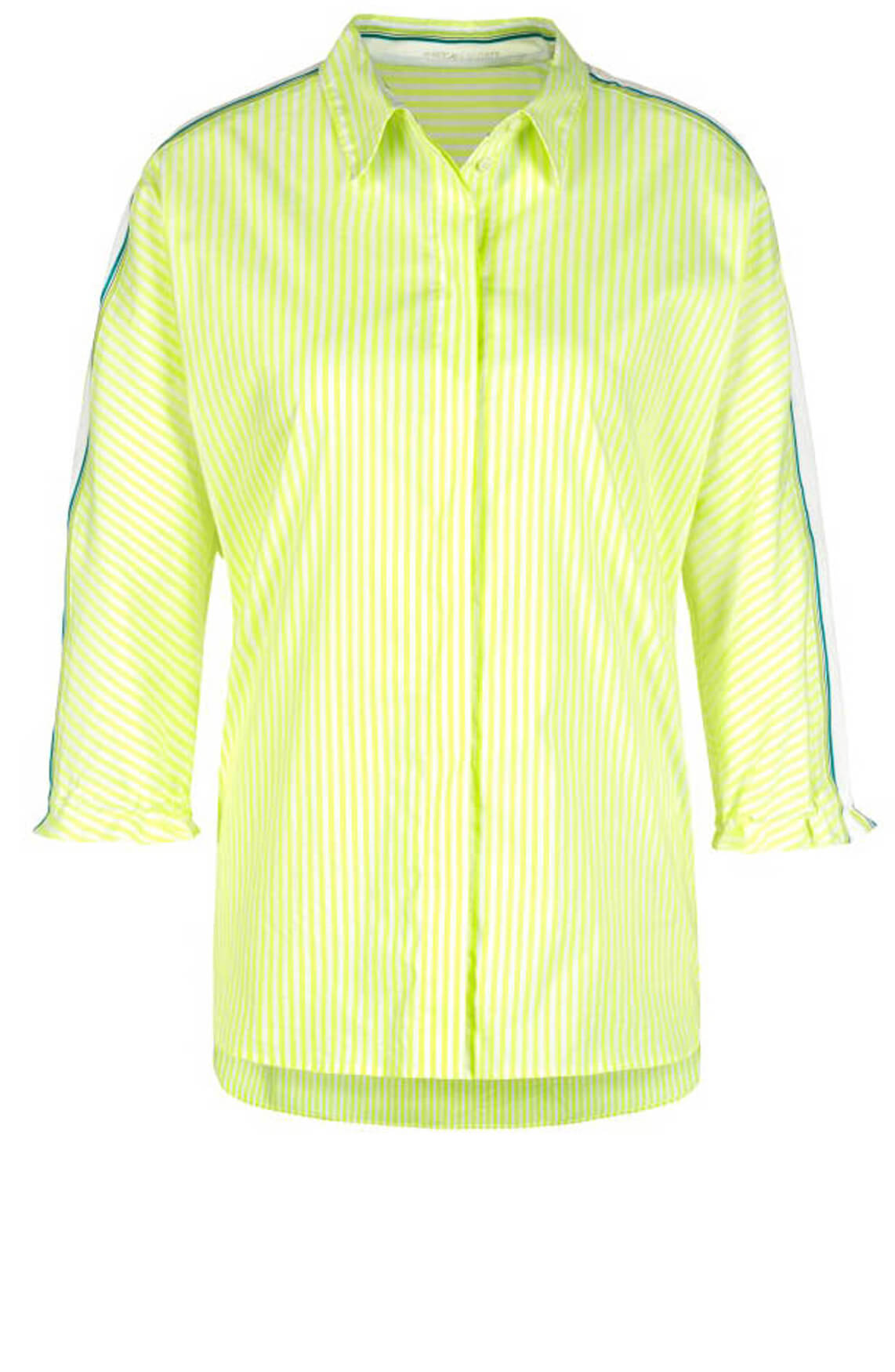 Marccain Sports Dames Sportieve blouse groen