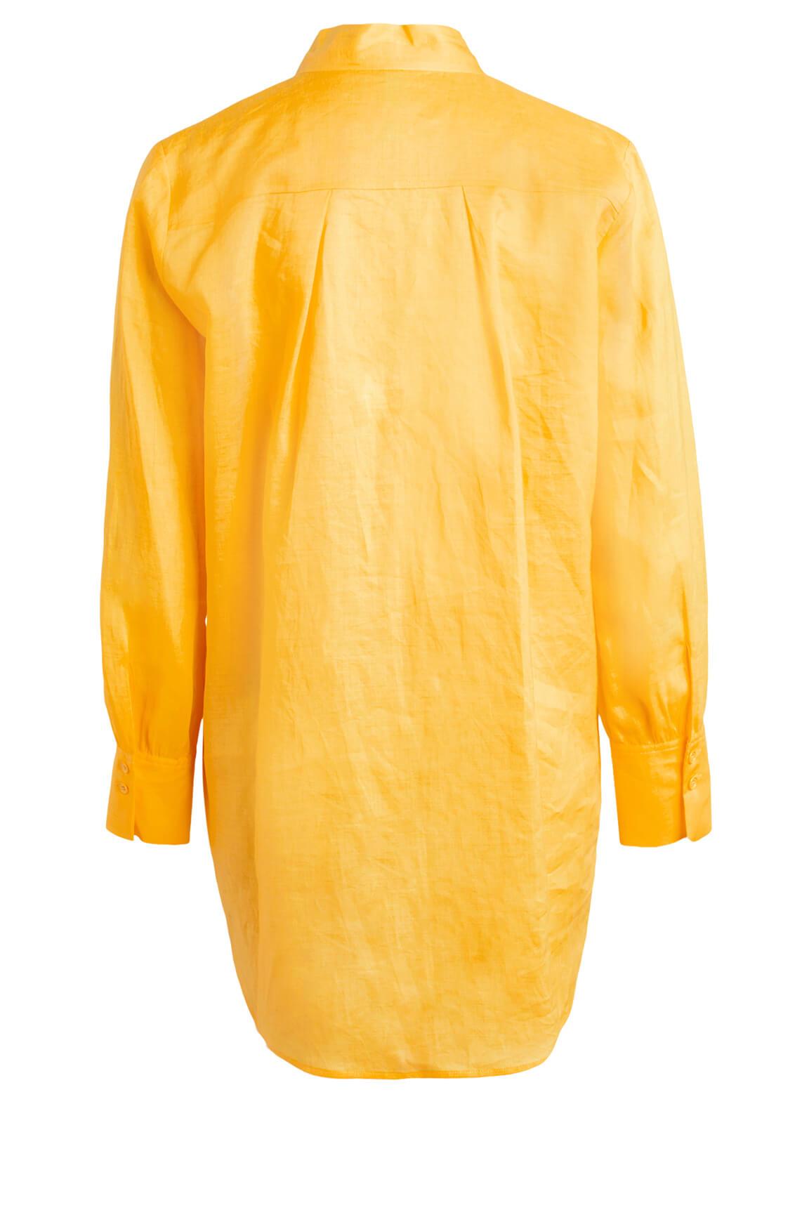 Marccain Dames Blouse geel