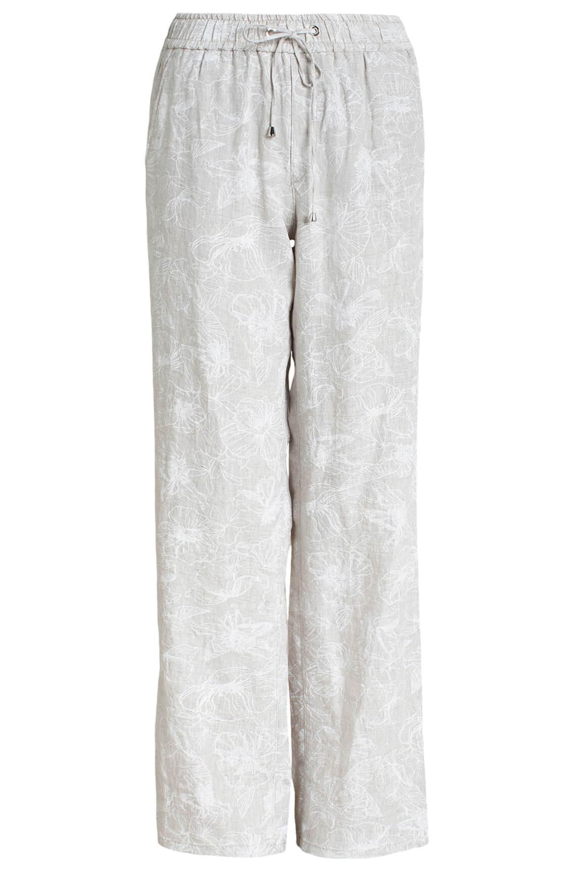 Ongebruikt Rosner Dames May linnen broek Ecru | Anna van Toor VA-12