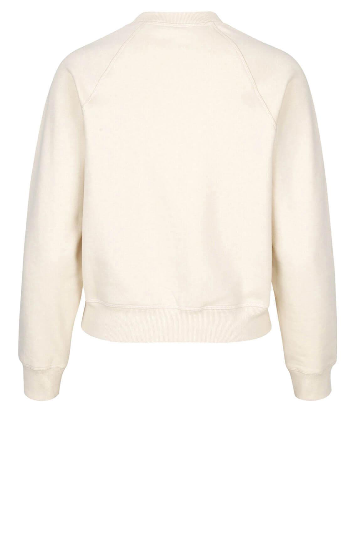 Samsoe Samsoe Dames Barletta sweater wit