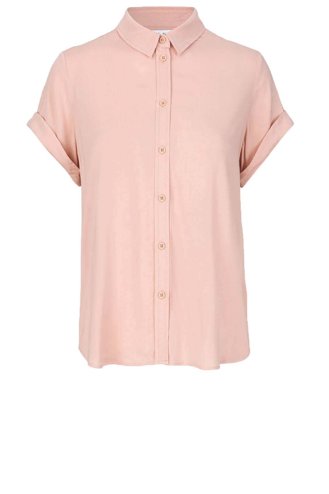 Samsoe Samsoe Dames Majan blouse roze